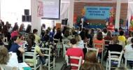Palestra com o psicopedagogo Edson Lopes