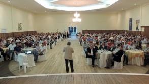 Mais de 400 pessoas em palestra sobre o Agronegócio