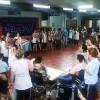 Professores da Apae recebem homenagem dos alunos