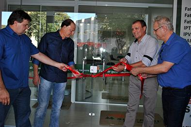Sulcredi inaugura PAC em Xanxerê