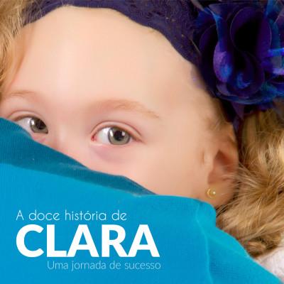 """Palestra """"A doce história de Clara"""" vai destinar recursos para a FCDX"""